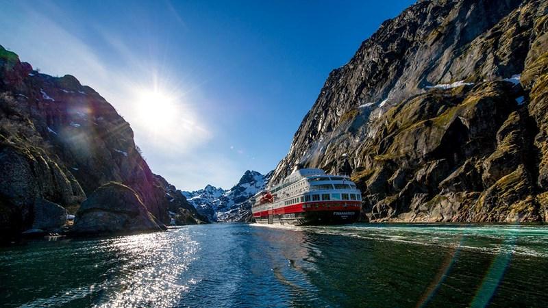 Sponsored Video: Get close to wildlife on Norway's coastline