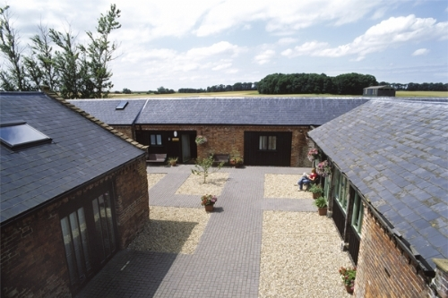 The 'super eco' barns for holidaying in North Norfolk