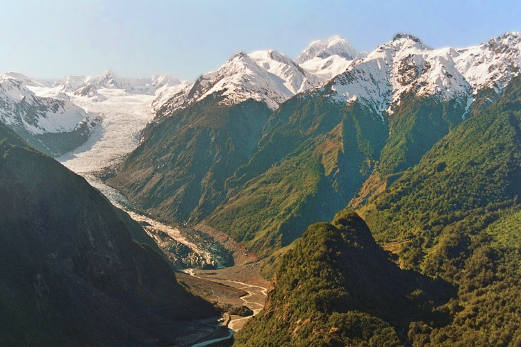 New itinerary for New Zealand Nature Explorer tour