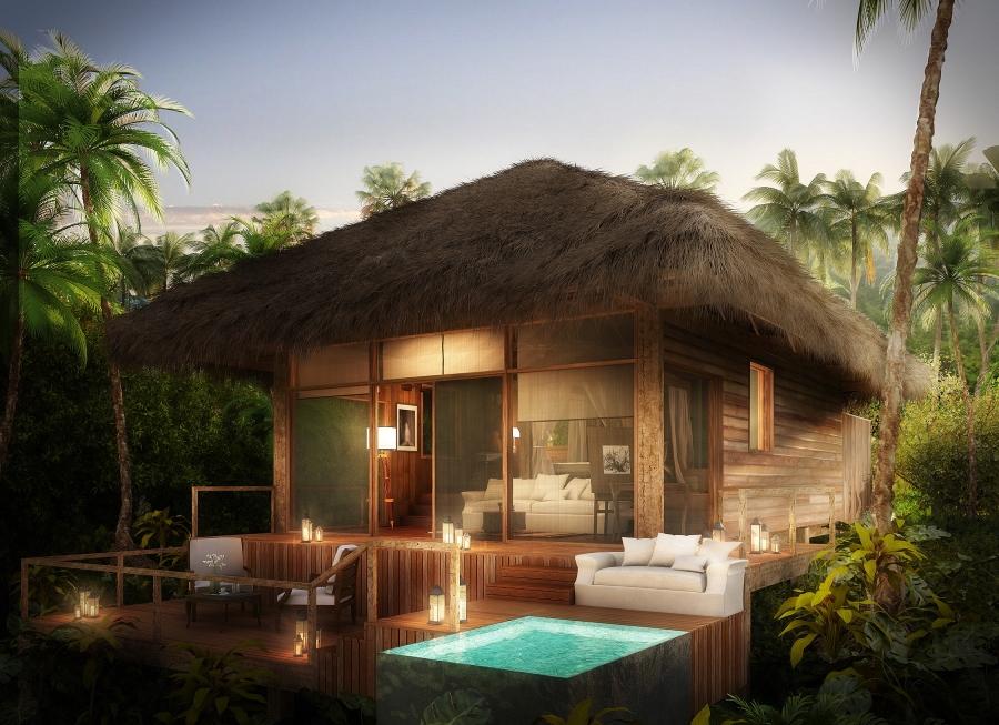 Buy a piece of luxury eco resort The Baymen, Belize