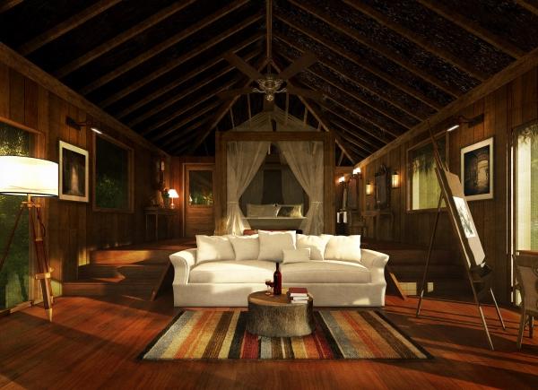 The Baymen Luxury Suite Bedroom
