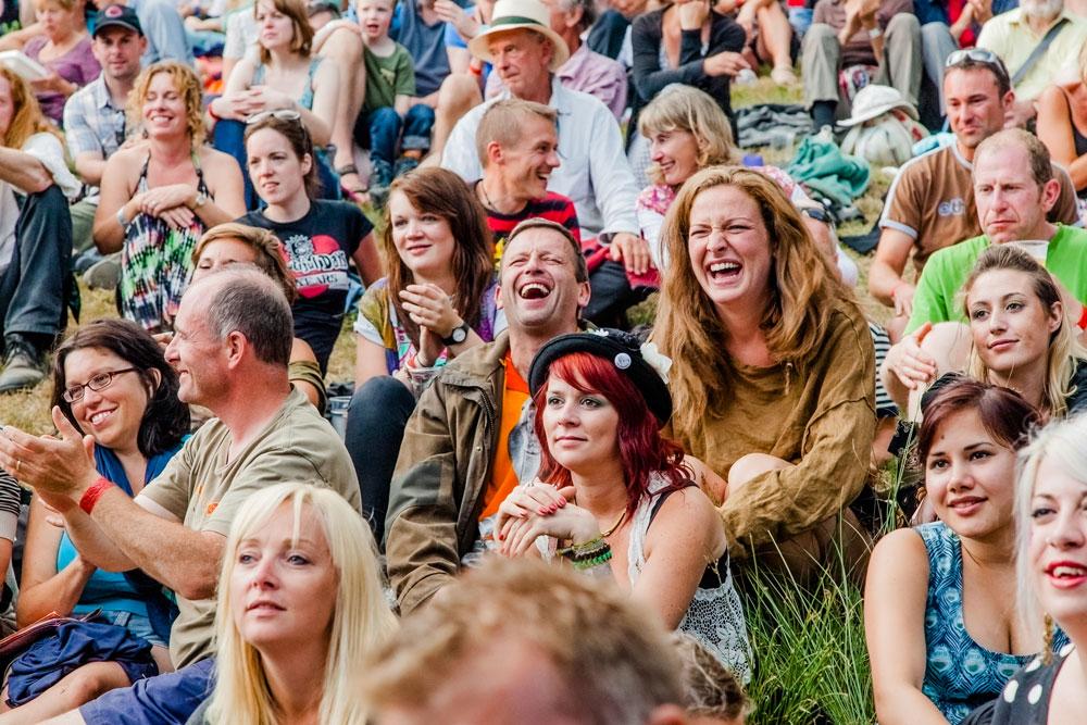 Get down on the farm at the Purbeck Folk Festival