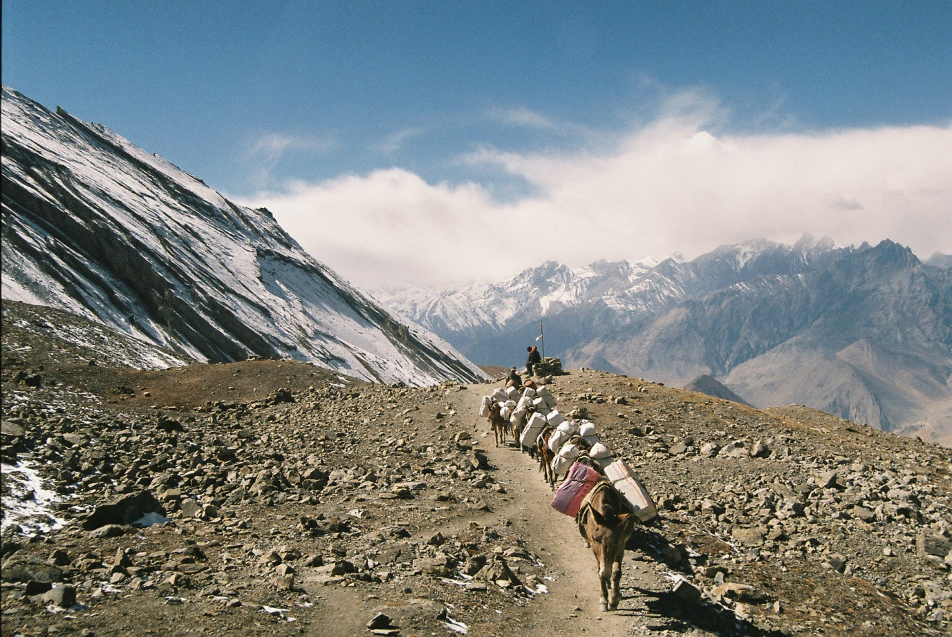 Go on an ethical adventure in Tibet