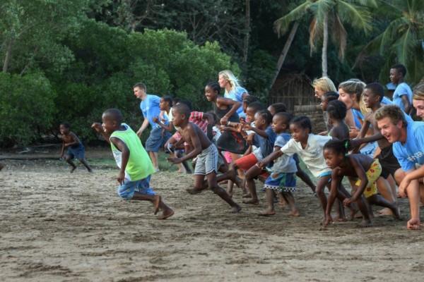 volunteering in Madagascar