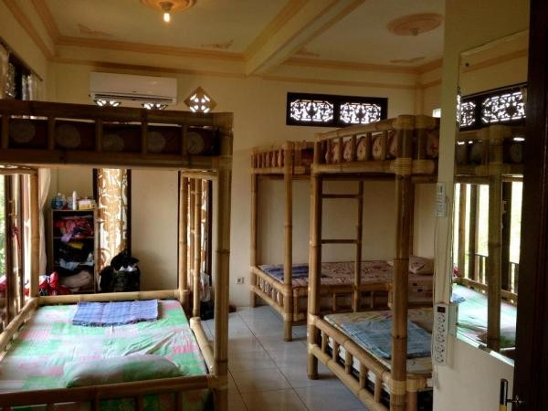 accommodation on Bali, Frontier