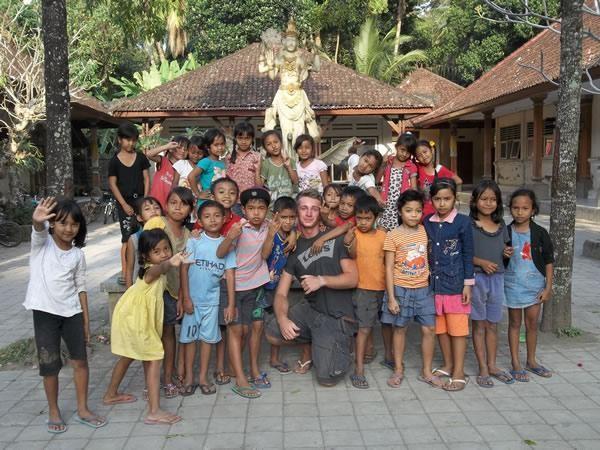 volunteering in Bali, Frontier