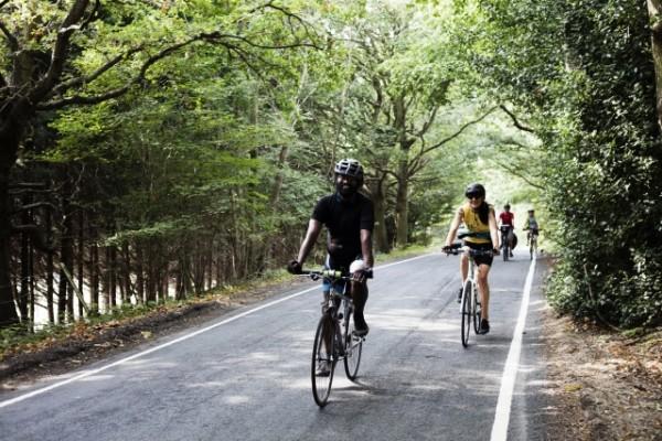 riding with Beespoke Tours