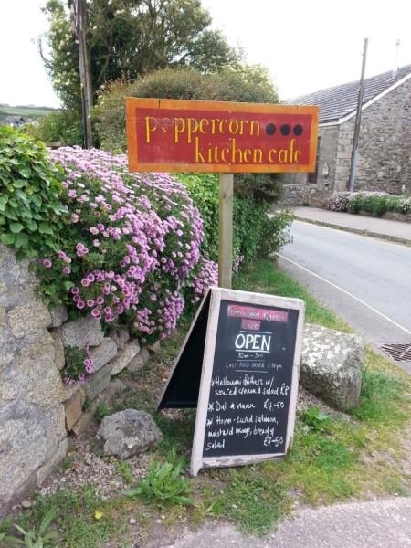 Peppercorn Kitchen Cafe, Perranuthnoe
