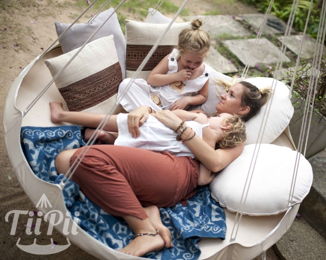 Go glamping…at home! The Tiipii Bed reviewed