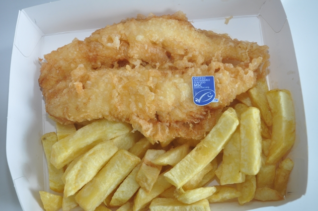 UK's best sustainable fish and chip shops reach highest number