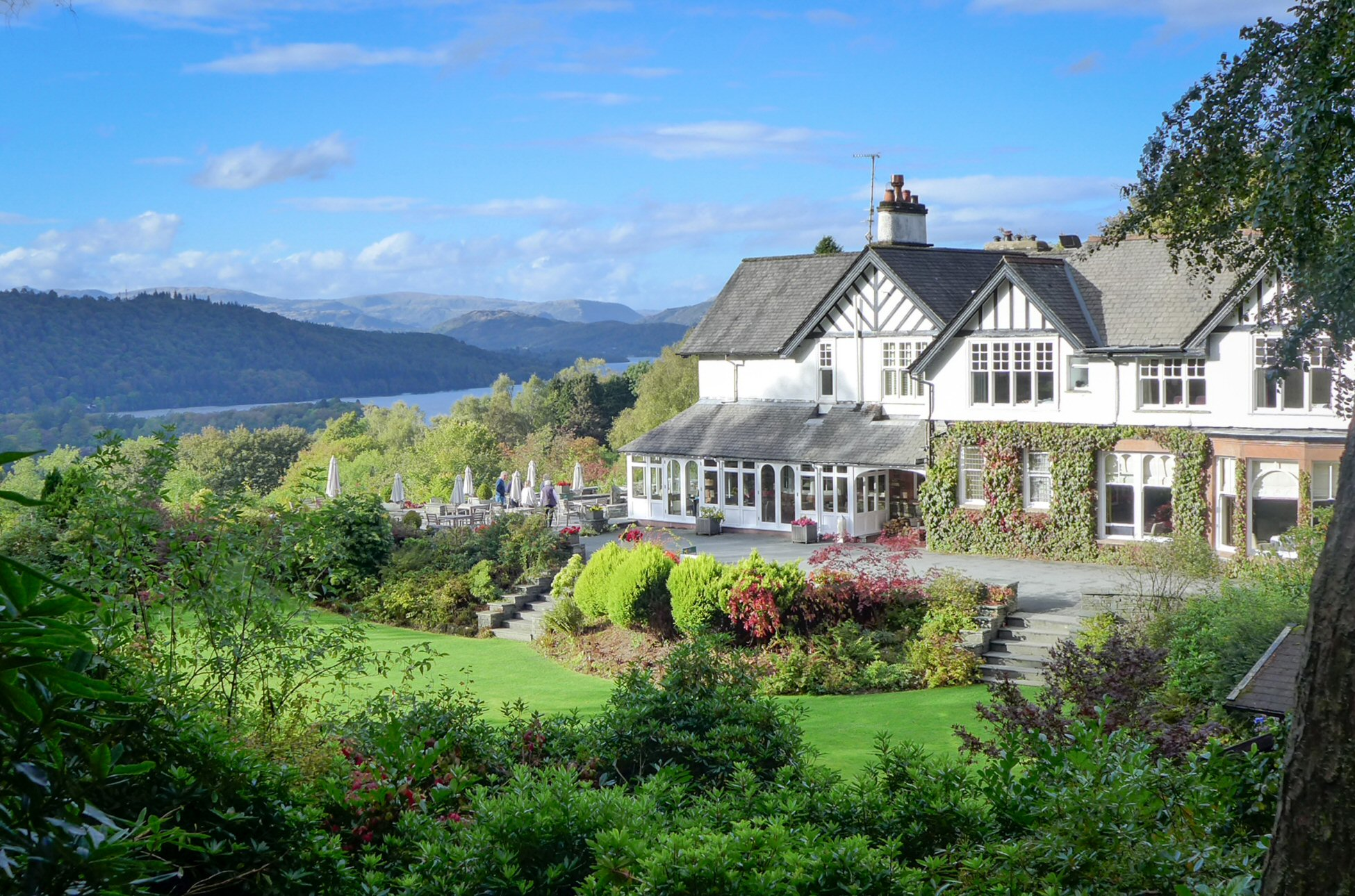 Find inspiration from Potter and Wordsworth on a Lake District writing break
