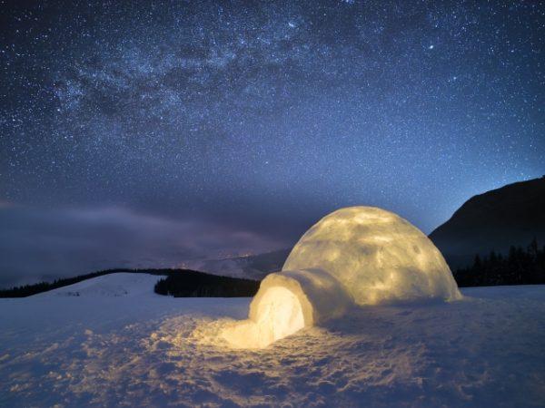 Igloo, Arctic Experience