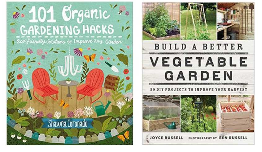 Two new books to kick-start your gardening year